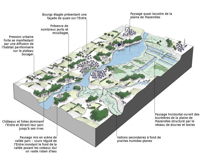 Plan topographique suce sur erdre
