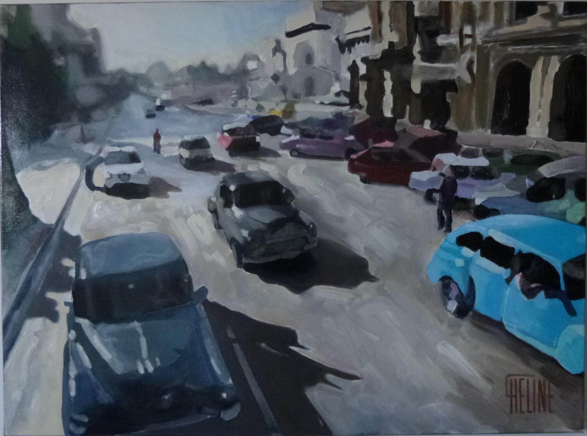 road car cuba